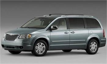 2008 Chrysler Minivan - Sample