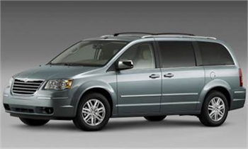 2008 Chrysler Minivan - Sample