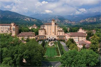 Broadmoor Hotel - Sample