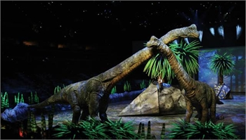 Sample Event - Animated Dinosaur Show