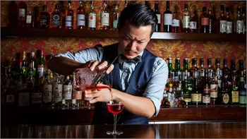 Sample Event - Favorite Bartender Competition