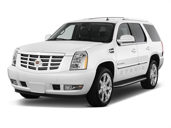 Cadillac Escalade Hybrid - Sample Ad