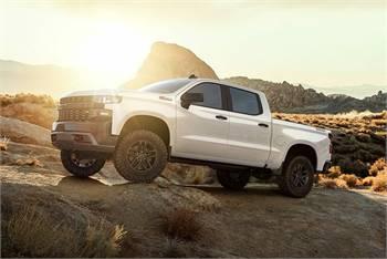 2019 Chevrolet Silverado - Sample Ad