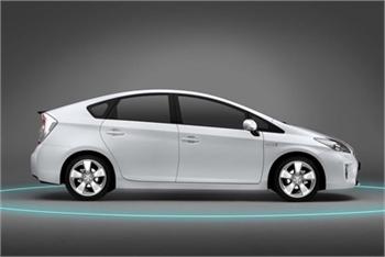 Toyota Prius Hybrid - Sample Ad