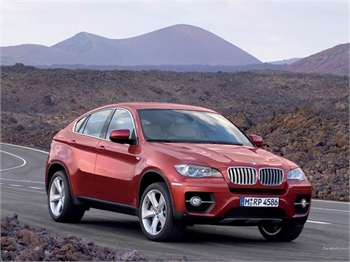 2010 BMW X6 Hybrid - Sample Ad