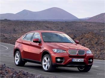 2010 BMW X6 Hybrid - Sample Ad