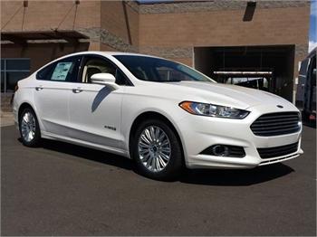 Ford Fusion Hybrid - Sample Ad