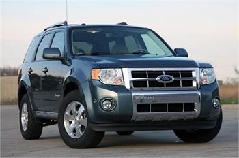 2010 Ford Escape Hybrid SUV - Sample Ad