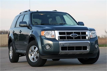 2010 Ford Escape Hybrid SUV - Sample Ad