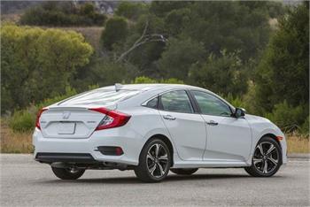 Honda Civic - Sample Ad