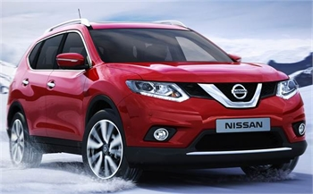 Nissan X-Trail - Sample Ad