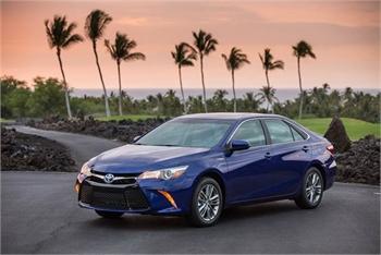 Toyota Camry Hybrid - Sample Ad