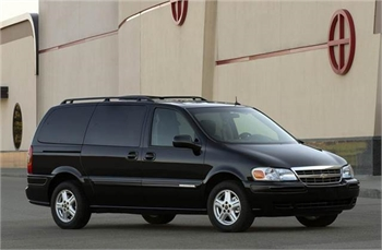Chevrolet Venture Minivan - Sample Ad