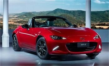 Mazda Miata - Sample Ad