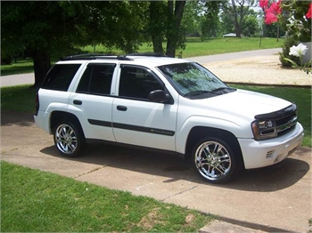 Chevrolet TrailBlazer - Sample Ad