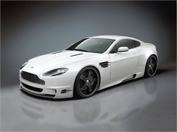 2009 Aston Martin V12 - Sample Ad
